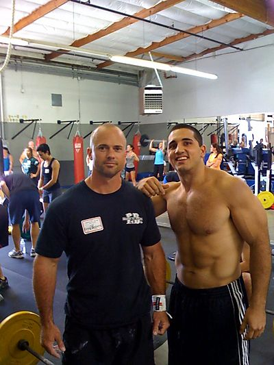 CROSSFIT MILPITAS: Posts from September 2008