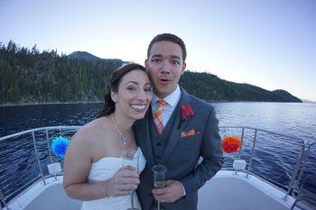 Crystal and Chad Wedding Photo